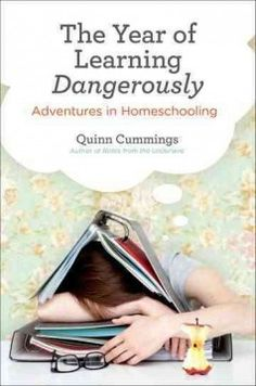 A blogger and former child actor recounts her misadventures in first-time homeschooling, an endeavor marked by her own math aversion, experiments with current trends, and a chaperone venture at a home-school prom.