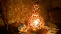 Forever & Always Sale 15% Gourd Lampshade Decor by TheSacredWays