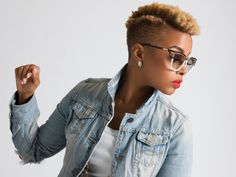 Chrisette Michele on Her New Body and Hair! | Curly Nikki | Natural Hair Styles and Natural Hair Care