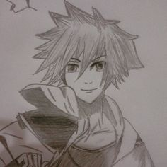 Sora- Kingdom Hearts