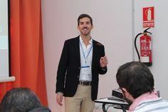 Carlos Aragón Cruz, técnico de la Fundación CENTA