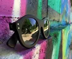 Exudos Matte by Wilde Sunglasses