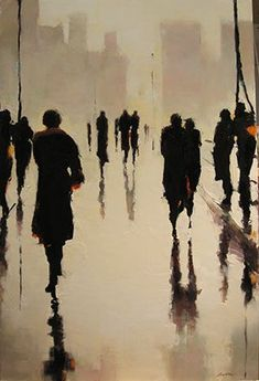 Gallery, featuring the works of painter Lorraine Christie. Christie Gallery, featuring the works of painter Lorraine Christie. Painting People, Figure Painting, Figurative Art, Painting Inspiration, Watercolor Paintings, Watercolour, Cool Art, Art Photography, Street Art