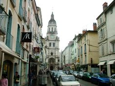 Bourg-en-bresse, France.   I have friends who live here and I hope to visit in the next few years!