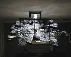 Fiber Optic Chandelier - SNEAKHYPE
