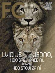 Obálka posledního vydání časopisu