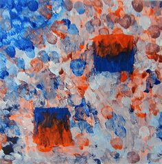 """""""Abstract painting"""" - Original Fine Art for Sale - © by Jason Sunderland"""