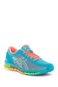 3c62f2033857 Image of ASICS GEL-Quantum 360 Running Shoe Street Style Women