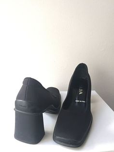 prada neoprene shoes