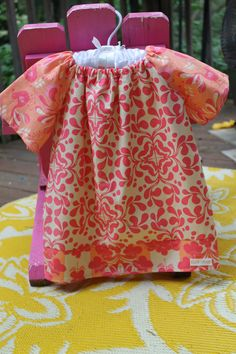 Sale Pretty in Pink Peasant Dress by EllaJaneBoutique on Etsy, $20.00