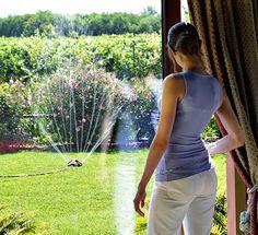 #lavorincasa : i migliori sistemi di irrigazione fuoriterra, per salvaguardare la bellezza del proprio giardino senza lo stress dell'innaffiatura manuale...