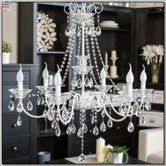 6 Armet Krystall Lysekrone MD2487MERS Chandelier, Ceiling Lights, Lighting, Home Decor, Candelabra, Decoration Home, Room Decor, Chandeliers, Lights