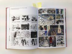 Isabel Herguera - From Animation Sketchbooks - Laura Heit