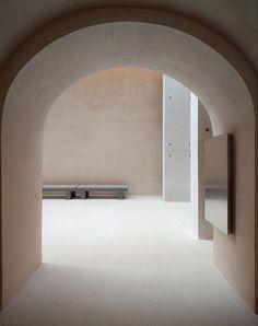 Musée Bailo architecte Heinz Tesar