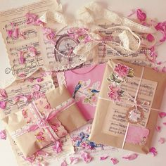 Seaweed Kisses: For the love of snail mail- Jenni