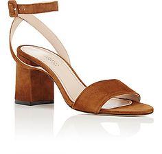 Barneys New York Crisscross Ankle-Strap Sandals - Sandals - 504696071