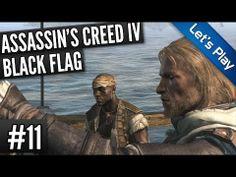 ▶ Let's Play Assassin's Creed 4: Black Flag #11 - Ein eigenes Schiff [deutsch / german] - YouTube
