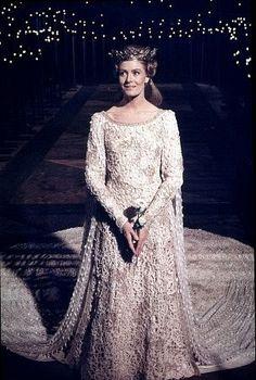 """""""Camelot,"""" Vanessa Redgrave 1967 Warner"""