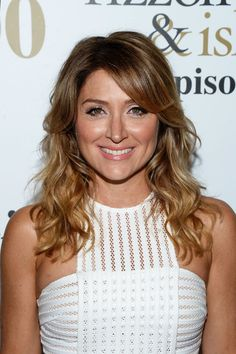 (good golly miss molly!!) Sasha Alexander Photos: 100 Episode Celebration of TNT's 'Rizzoli and Isles'…