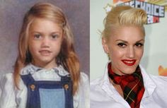 Then and now: Gwen Stefani