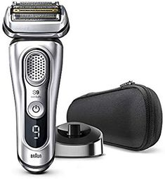 Amazing offer on Braun Series 9 Latest Generation Electric Shaver, Rechargeable & Cordless Electric Razor Men - Charging Stand, Fabric Travel Case online - Buytopbrands Braun Beard Trimmer, Hair Removal Systems, Wax Hair Removal, Braun Electric Shavers, Shaving Trimmer, Psoriasis On Face, Hard Wax Beans, Foil Shaver