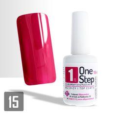 """Allepaznokcie """"One Step"""" Color Gel UV/LED 3in1 #15"""