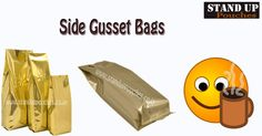 We have gained the great name in the packaging #market. We offer side gusset bags in various sizes, #shapes, #colors and #categories.