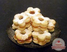Linzerkoszorú Doughnut, Cookies, Food, Crack Crackers, Biscuits, Essen, Meals, Cookie Recipes, Yemek