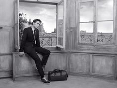 Dior Homme Apparel Spring Campaign 2018 With Robert Pattinson By Karl Lagerfeld!