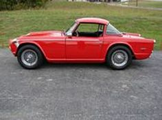 Triumph Tr 4 Triumph Pinterest Cars British Car And Dream Cars