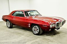 nice firebirds | 1969 Pontiac Firebird 400 - $13,900