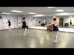 Full Ballet Class - YouTube