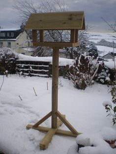 Free standing Bird Feeder £35 Delivered free within 10 mile radius | Flickr - Photo Sharing!