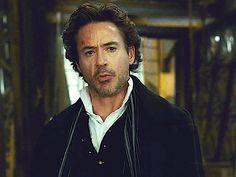 """Did you take a wrong turn somewhere?"" (Robert Downey Jr., ""Sherlock Holmes"")"