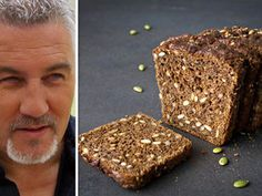 GREAT BRITISH BAKE OFF 2018 enters Danish Week this week, with the bakers set to make rye bread open sandwiches for the signature challenge. Heres a recipe for how to make the perfect rye bread at home. Danish Bread Recipe, Danish Rye Bread, Sourdough Rye Bread, Danish Food, No Knead Bread, Paul Hollywood, Great British Bake Off, Rye Bread Recipes, Snack Recipes