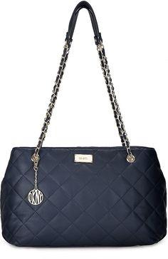 df7639d591ff8 Fashion Tasche von DKNY in blau dunkel für Damen. Gr. 1