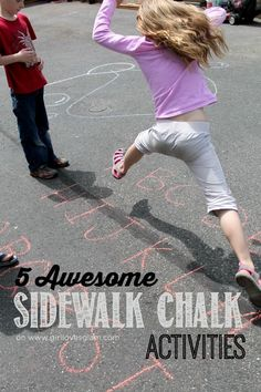 5 Awesome Sidewalk C