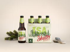 Boréale's new line of craft beers : Artisan Série