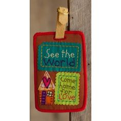 Natural Life See the World Butterfly Luggage Tag #butterfly #luggagetag #seetheworld #musthave #newarrival #gift #holidayshopping #jumpstart #southbeachswimsuits