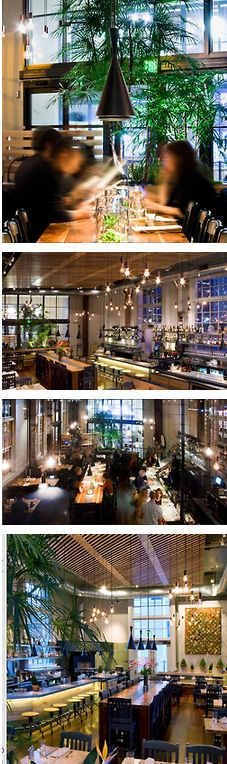 www.theydesign.net  The Plant Café Organic designed by CCS Architecture