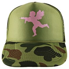 Beverly Hills Pimps & Hos Pink Camo Trucker Hat #bhph #beverlyhillspimpsandhos #beverlyhillspimpsandhoes #pimpsandhos #pimpsandhoes #beverlyhills #hat #trucker #truckerhat #headwear #cap #baseballcap #grey #oldenglish #streetwear #clothing #snapback #fitted #fashion #la #losangeles #twotoned #navy #throwback #pink #camo #camouflage #army