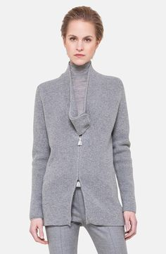 Akris Shawl Collar Cashmere Cardigan available at #Nordstrom
