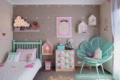 Cutest little girls room
