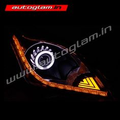 Projector headlights for Maruti Suzuki Baleno is an incomparable product to any other headlights. The focus is perfect and the life span is extremely high.