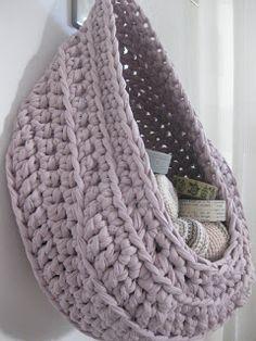 Stijl en zoooo!: Patroon Hanging Basket