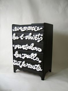 Dresser by designer, Wary Meyers