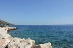 Beautiful Bol, on the island of Brac. Inquisitive Travels from http://inquisitivefoodie.com