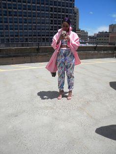 Prism Jogger Set by L. ARIEL  www.shoplariel.com Ariel, Joggers, Ready To Wear, Kimono Top, How To Wear, Clothes, Tops, Women, Fashion