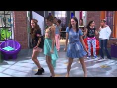 Violetta 2 Vilu recupera su voz y se entera que Francesca se va a Italia Episodio 42) - YouTube