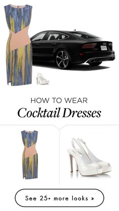"""Rich lady with car"" by oonabaard on Polyvore featuring Fratelli Karida"